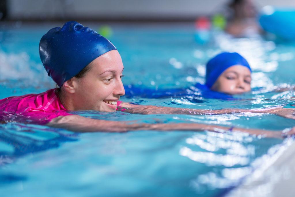 cómo impartir clases de natación en tiempos de coronavirus