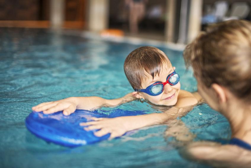 Pautas para unas clases de natación lúdicas